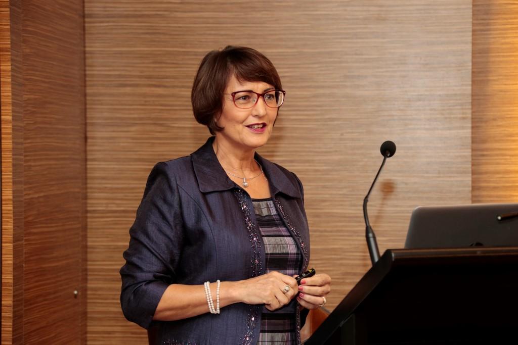 罗德斯大学Lynette Louw教授分享南非数字经济发展现状
