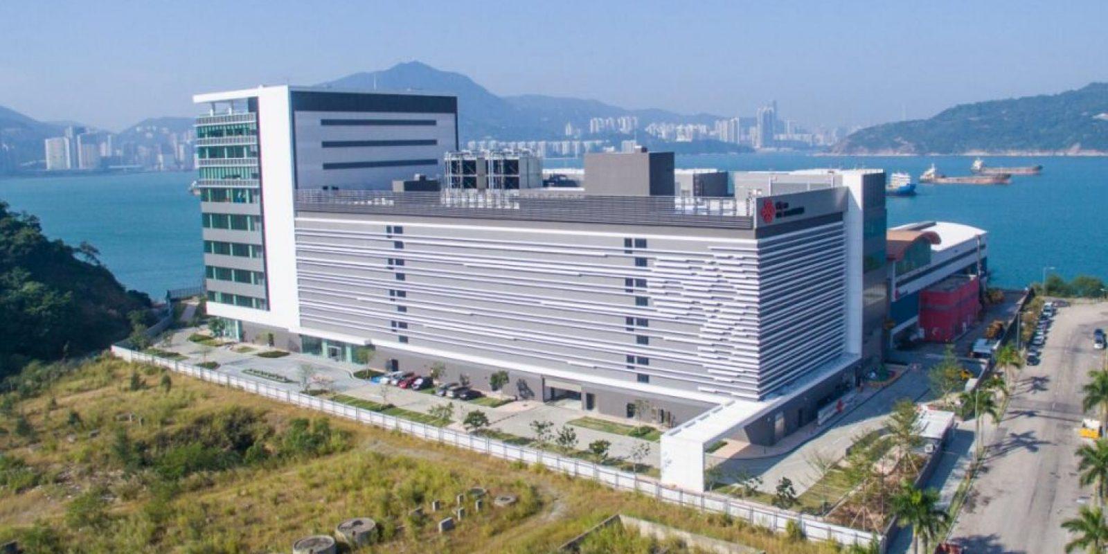 中国联通香港将军澳云数据中心