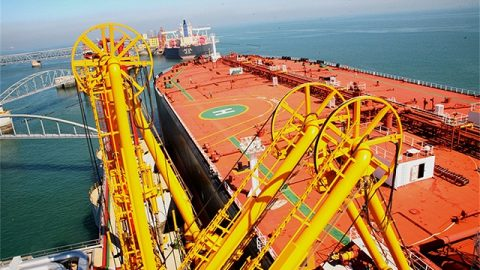 """巴西石油布局中国港口,建设青岛港""""原油超市"""""""